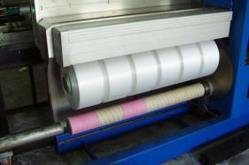 丙纶纺丝拉丝机