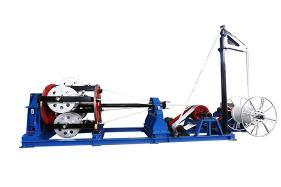 枣庄D型机-制绳机